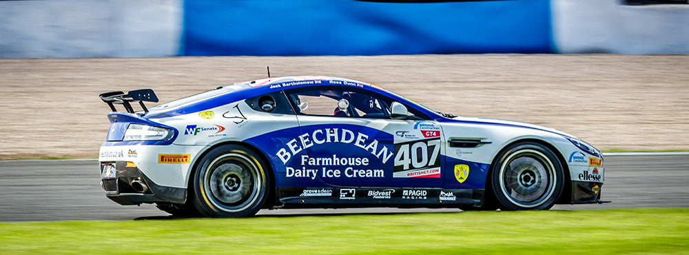 Beechdean AMR Secure Second in British GT GT4 Championship