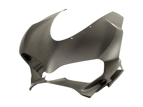 MATTE CARBON HEADLIGHT FAIRING KIT FOR DUCATI PANIGALE 959 1299 S BY CARBONWORLD