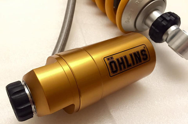 OHLINS REAR SHOCK DUCATI MONSTER 796 / DU432 - DennisPowerSport - 3