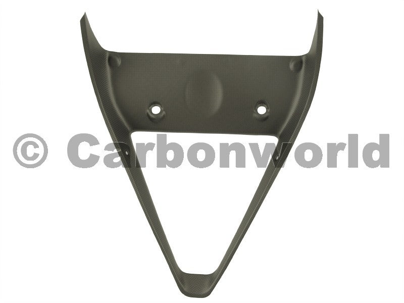 MATTE CARBON RADIATOR COVER FOR DUCATI PANIGALE 899 959 1199 1299 S BY CARBONWORLD