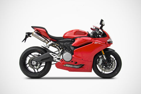 ZARD 2-1-2 RACING FULL SYSTEM EXHAUST FOR DUCATI PANIGALE 959 ZD959SKR