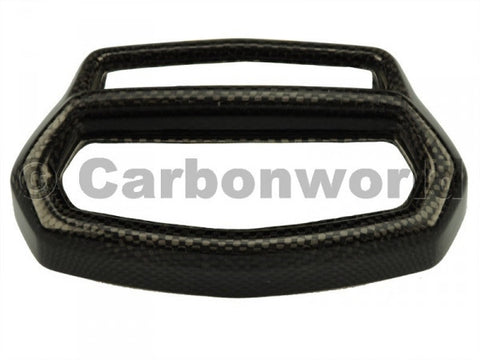 CARBON INSTRUMENT COVER FOR DUCATI DIAVEL BY CARBONWORLD - DennisPowerSport - 1