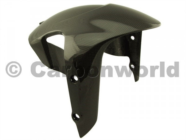 CARBON FRONT FENDER FOR DUCATI DIAVEL BY CARBONWORLD - DennisPowerSport - 1