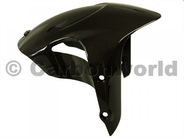 CARBON FRONT FENDER FOR DUCATI DIAVEL BY CARBONWORLD - DennisPowerSport - 3