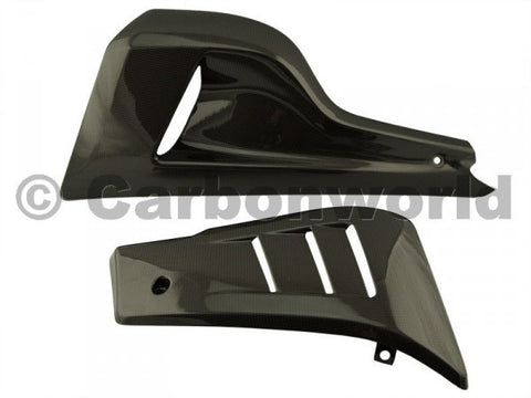 CARBON LOWER FARING FOR DUCATI DIAVEL BY CARBONWORLD - DennisPowerSport - 1