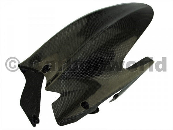 CARBON REAR FENDER FOR DUCATI DIAVEL BY CARBONWORLD - DennisPowerSport - 1