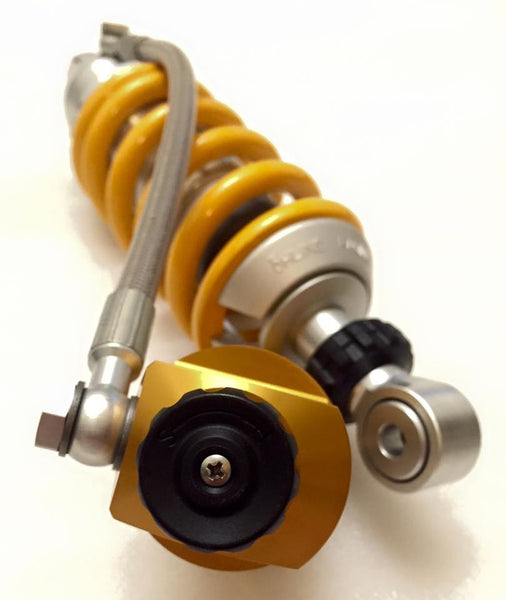 OHLINS REAR SHOCK DUCATI MONSTER 796 / DU432 - DennisPowerSport - 2