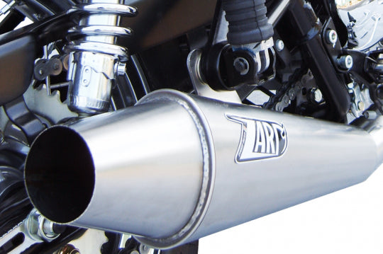 ZARD EXHAUST LOW MOUNTED FULL KIT  INJECTION Triumph Bonneville INJECTION ZTPH036SKB-08