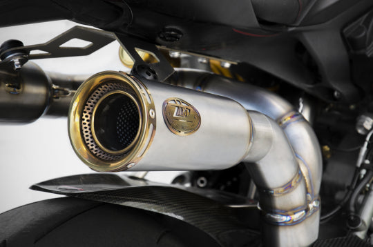 ZARD EXHAUST FULL KIT Ducati 1199 PANIGALE 2>1>2 VERSION ZD1199TKR-3