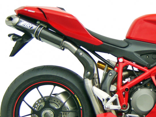 ZARD EXHAUST 1098 R-S/1198 R-S 2>1>2 FULL KIT Ducati 848-1098R/S-1198R/S PENTA EVO VERSION ZD010SRR