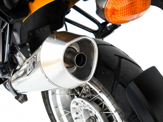 ZARD EXHAUST SILENCER BMW R 850 GS - R 1150 GS - R 1150 R CONICAL VERSION ZBMW 514 SSR-S