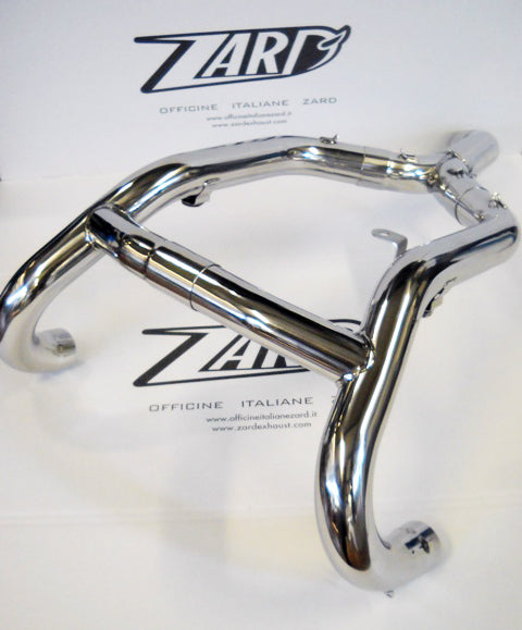 ZARD EXHAUST HEADERS KIT BMW R 1200 GS M.Y. 10-12 STEEL VERSION ZBMW 516 SC
