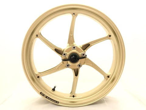 OZ MOTORBIKE CATTIVA FORGED MAGNESIUM WHEEL SET: DUCATI SINGLE SWINGARM