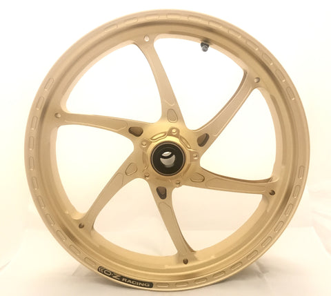 OZ MOTORBIKE GASS RS-A FORGED ALUMINUM WHEEL SET: DUCATI SINGLE SWINGARM