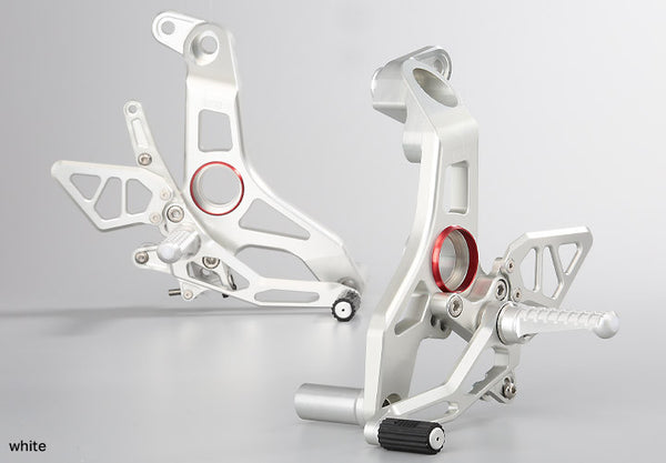AELLA DUCATI MONSTER 1200 R ADJUSTABLE REARSETS AE-10082