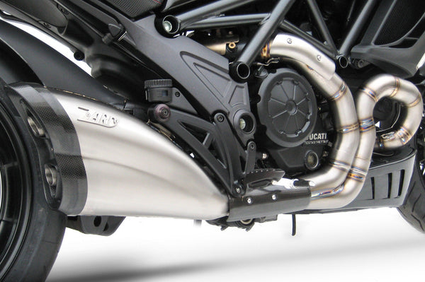 ZARD DUCATI DIAVEL HEADERS KIT - DennisPowerSport - 2