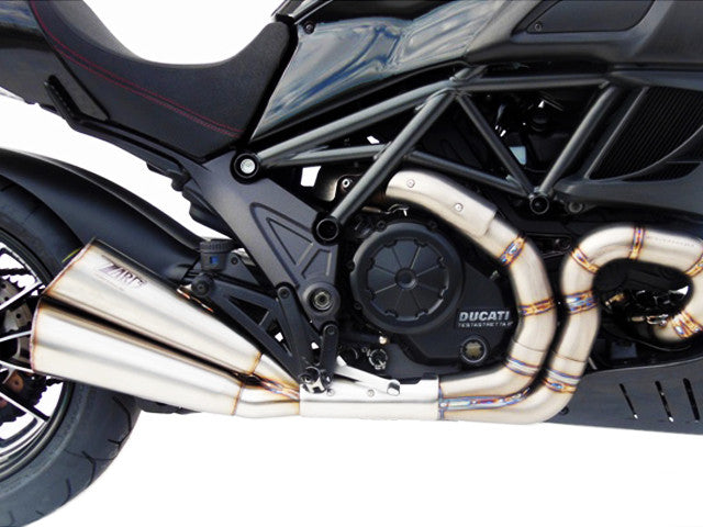 ZARD DUCATI DIAVEL SILENCER LIMITED EDITION - DennisPowerSport - 1