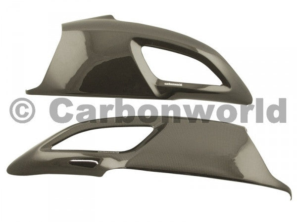 CARBON RAM AIR CHANNELS FOR DUCATI DIAVEL BY CARBONWORLD - DennisPowerSport - 4
