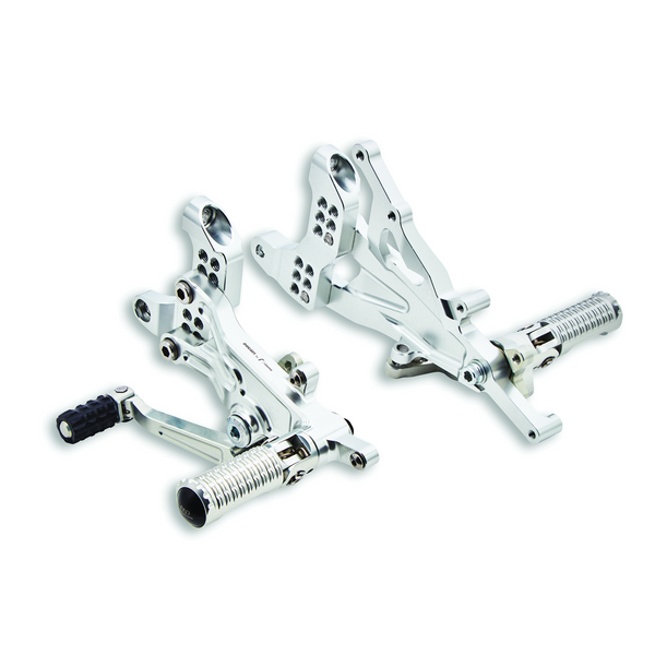 DUCATI CORSE BY RIZOMA PANIGALE V4 REAR SETS 96280481A