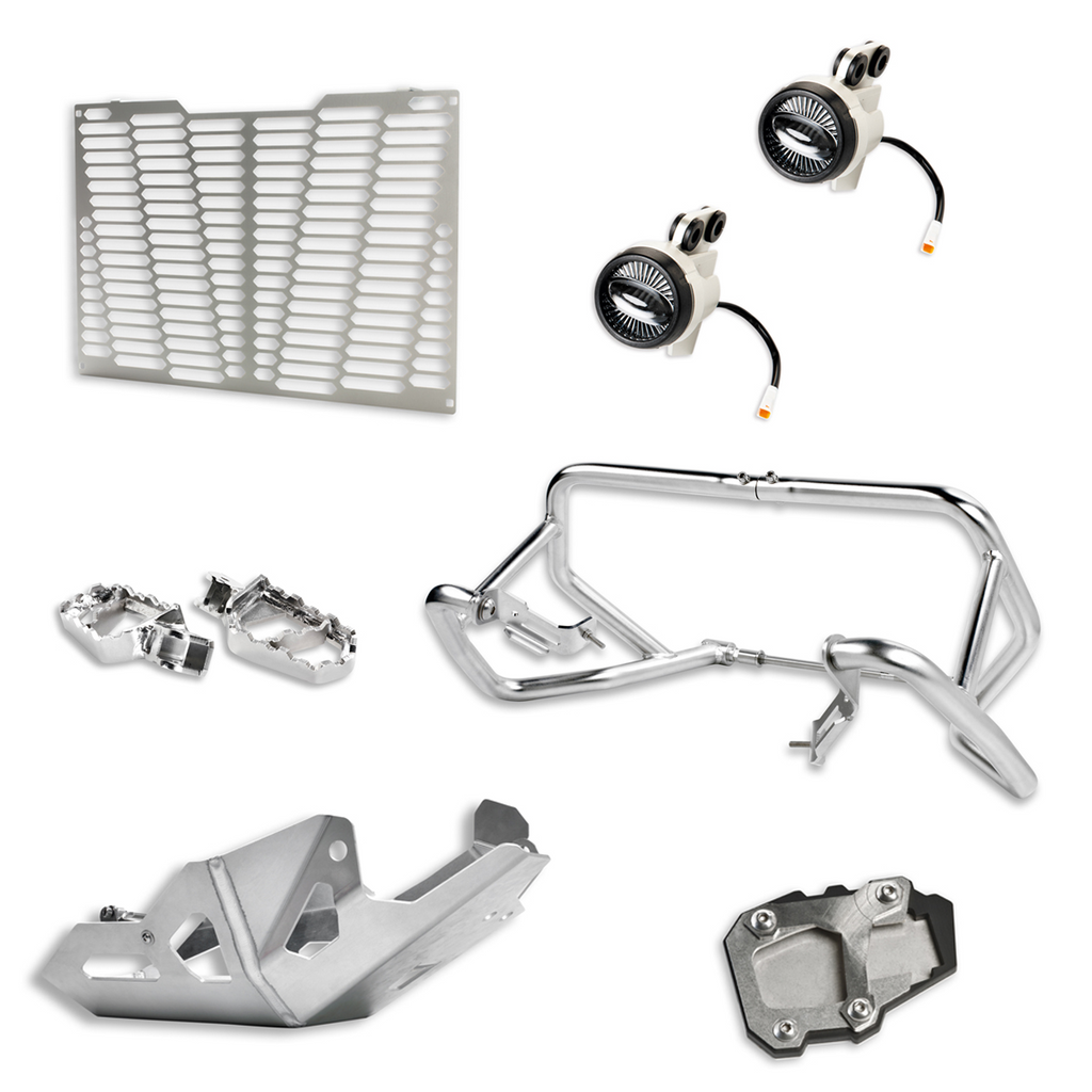 DUCATI PERFORMANCE ENDURO ACCESSORY PACKAGE FOR MULTISTRADA >=MY15 #97980061B