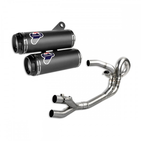 TERMIGNONI DUCATI MONSTER 1200 FULL EXHAUST / 96480301A - DennisPowerSport - 1