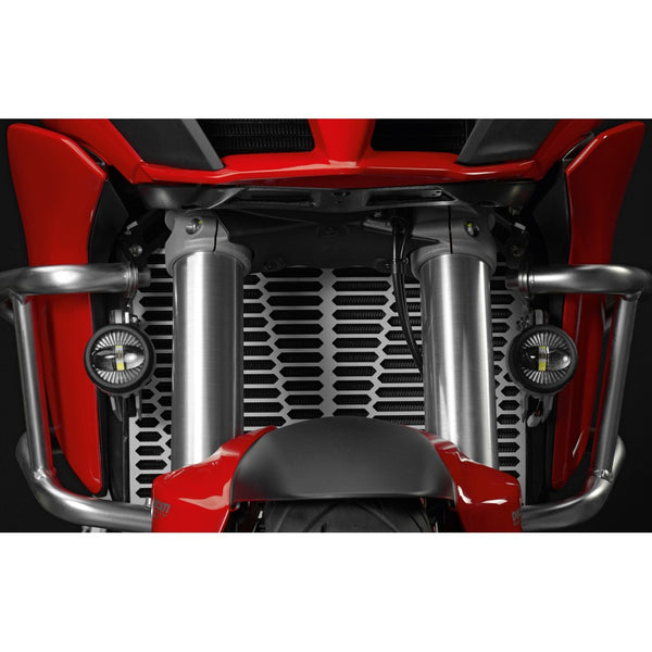 DUCATI MULTISTRADA RADIATOR COVER #97380351A