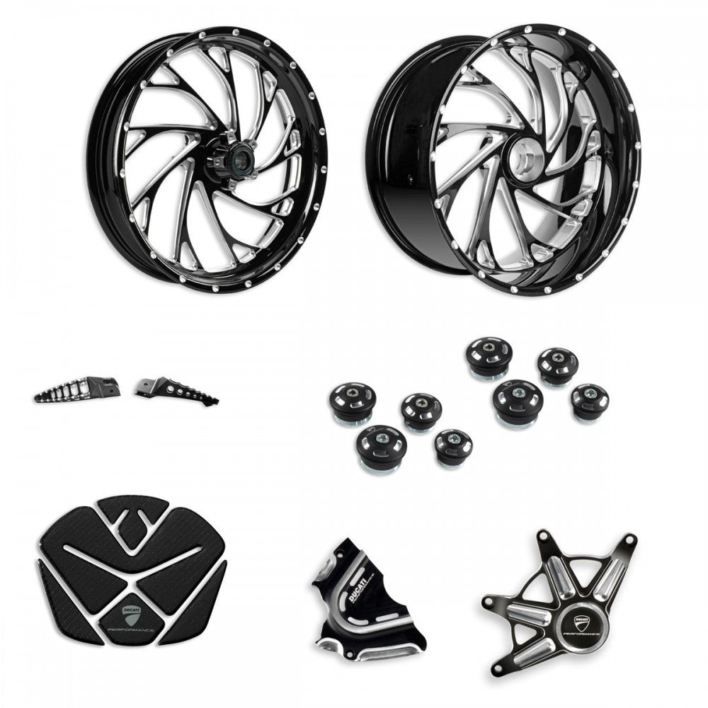 DUCATI DIAVEL URBAN ACCESSORY PACKAGE / 97980141A - DennisPowerSport