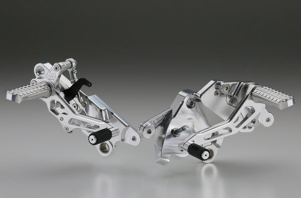 AELLA DUCATI MULTISTRADA 1260 ADJUSTABLE REARSETS  AE-10090