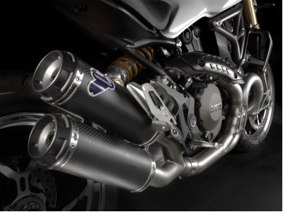 TERMIGNONI DUCATI MONSTER 1200 FULL EXHAUST / 96480301A - DennisPowerSport - 2