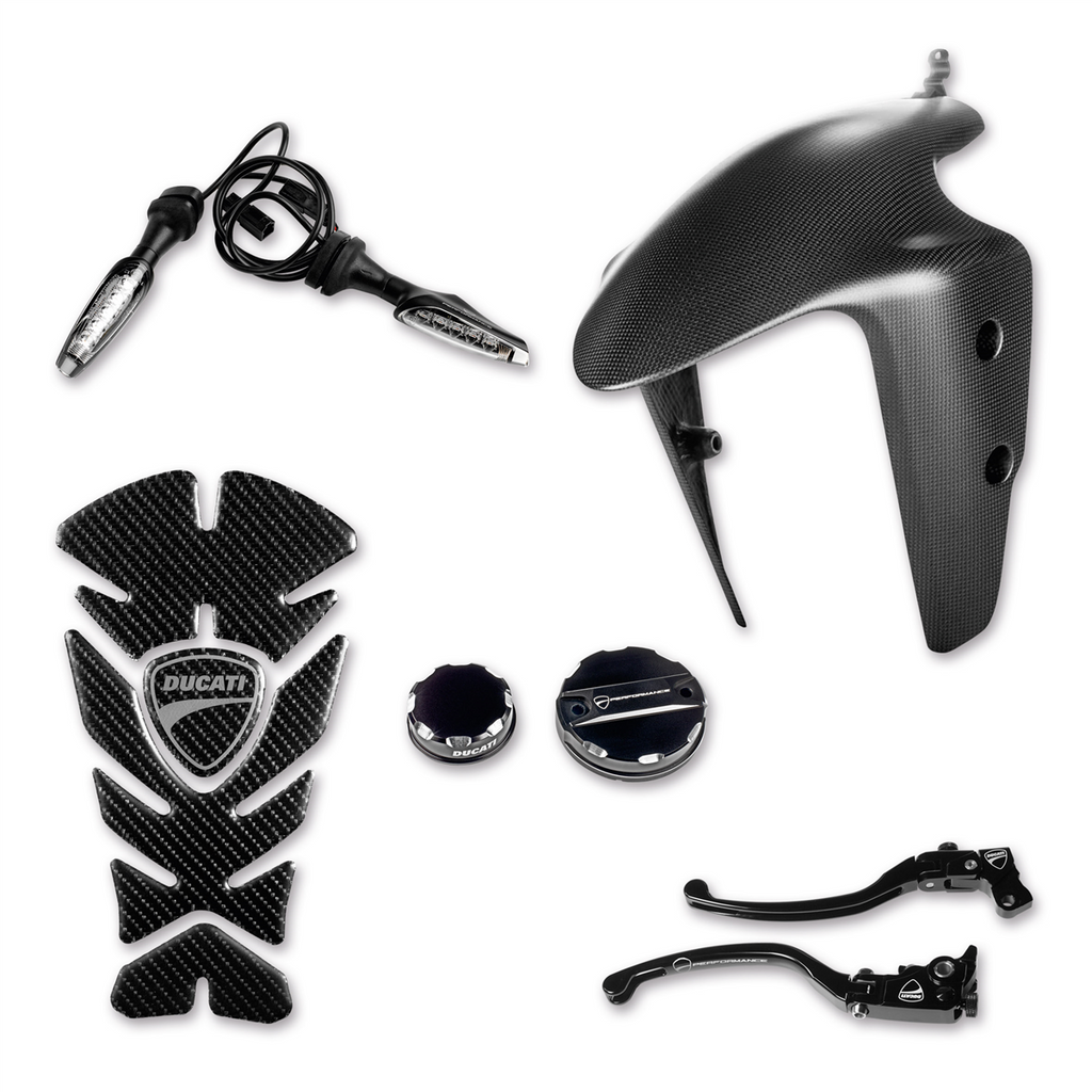 DUCATI SUPERSPORT SPORT ACCESSORY PACKAGE 97980451A