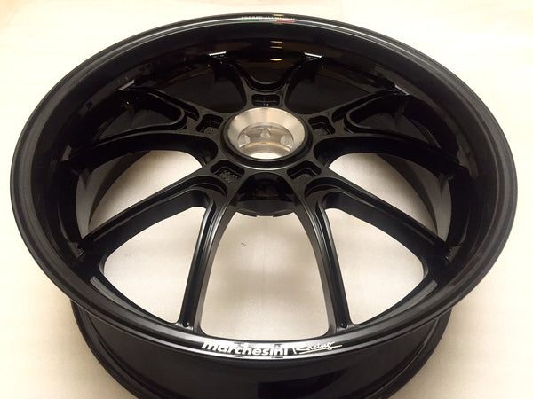 MARCHESINI FORGED ALUMINUM 10 SPOKE M10RS KOMPE WHEEL SET FOR DUCATI (FREE SHIPPING) - DennisPowerSport - 4