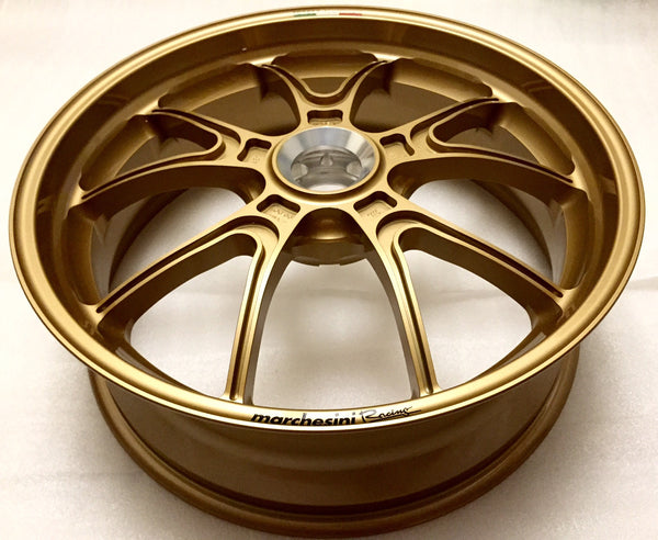 MARCHESINI FORGED ALUMINUM 10 SPOKE M10RS KOMPE WHEEL SET FOR DUCATI (FREE SHIPPING) - DennisPowerSport - 7