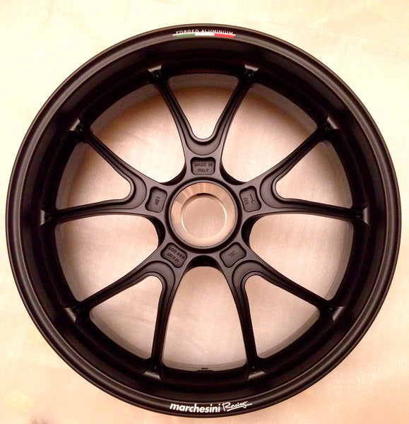MARCHESINI FORGED ALUMINUM 10 SPOKE M10RS KOMPE WHEEL SET FOR DUCATI (FREE SHIPPING) - DennisPowerSport - 13
