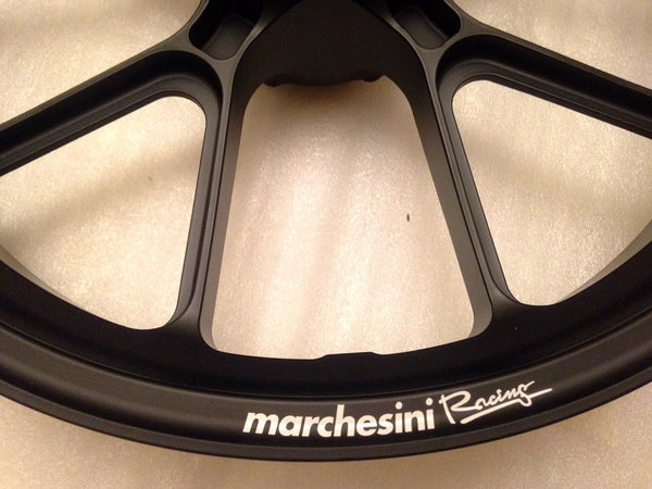 MARCHESINI FORGED ALUMINUM 10 SPOKE M10RS KOMPE WHEEL SET FOR DUCATI (FREE SHIPPING) - DennisPowerSport - 11