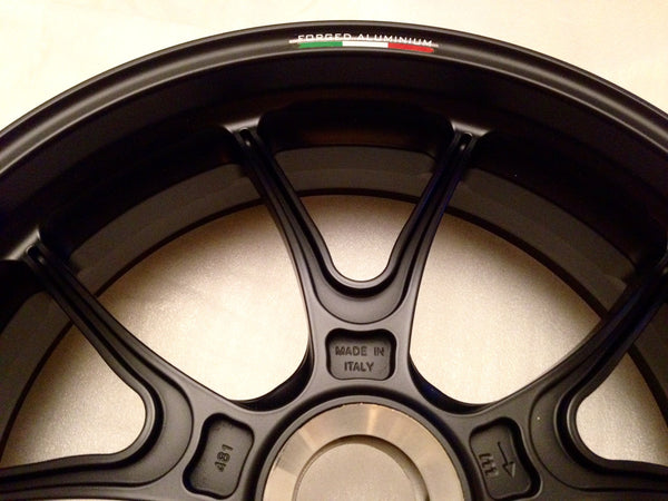 MARCHESINI FORGED ALUMINUM 10 SPOKE M10RS KOMPE WHEEL SET FOR DUCATI (FREE SHIPPING) - DennisPowerSport - 14
