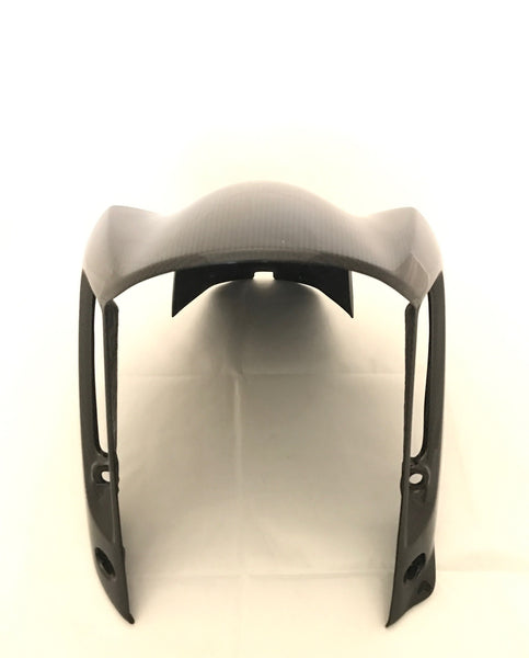 DUCATI XDIAVEL S CARBON FIBRE FRONT FENDER BY FULLSIX