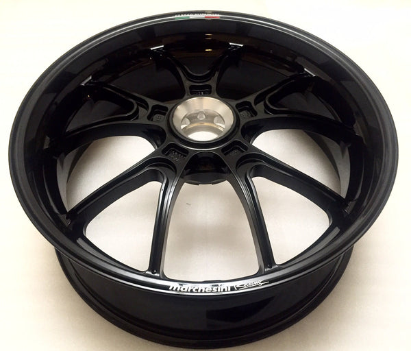 MARCHESINI FORGED ALUMINUM 10 SPOKE M10RS KOMPE WHEEL SET FOR DUCATI (FREE SHIPPING) - DennisPowerSport - 3