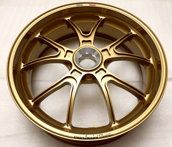 MARCHESINI FORGED ALUMINUM 10 SPOKE M10RS KOMPE WHEEL SET FOR DUCATI (FREE SHIPPING) - DennisPowerSport - 6