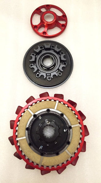 STM DUCATI DRY CLUTCH CONVERSION KIT FOR DUCATI DIAVEL (2011-15) / KTT-0700 - DennisPowerSport - 4