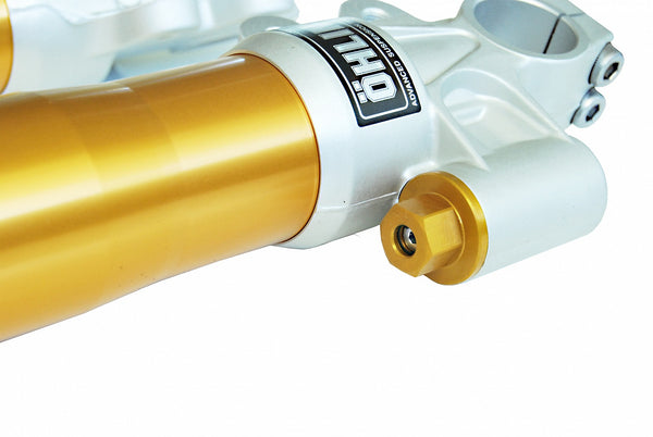 OHLINS NEW FRONT FORK GOLD KIT FOR DUCATI SCRAMBLER - DennisPowerSport - 4