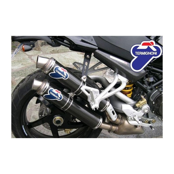 TERMIGNONI DUCATI MONSTER S2R & S4R SLIP-ON EXHAUST