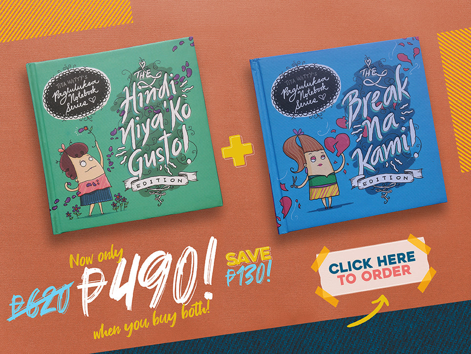 Pag-ibig Notebooks Bundle