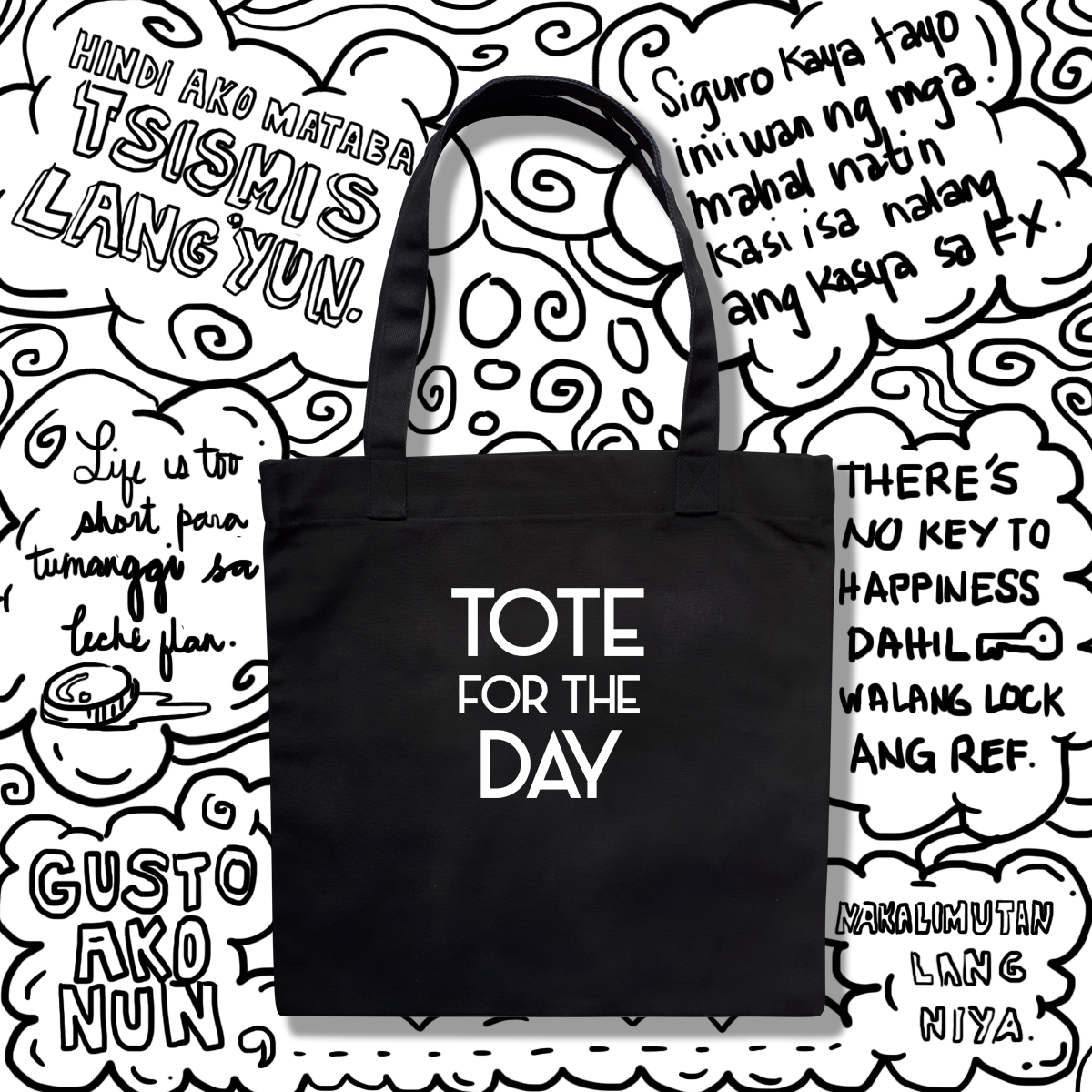 Tote for the Day Keri Ko Tote