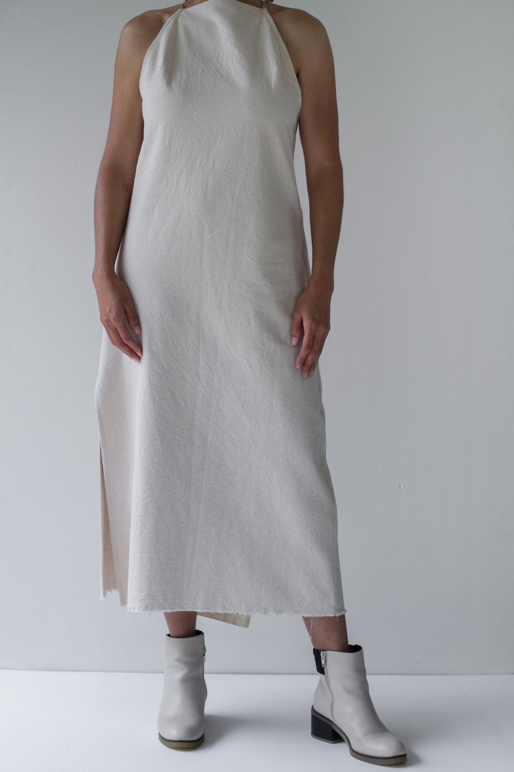 Caaori Dress-Obra Gris-Zero-Waste-Design-Costa-Rica