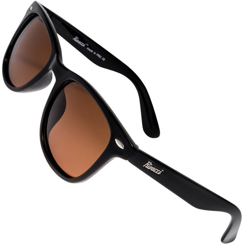 WAYFARER - BLACK / BROWN