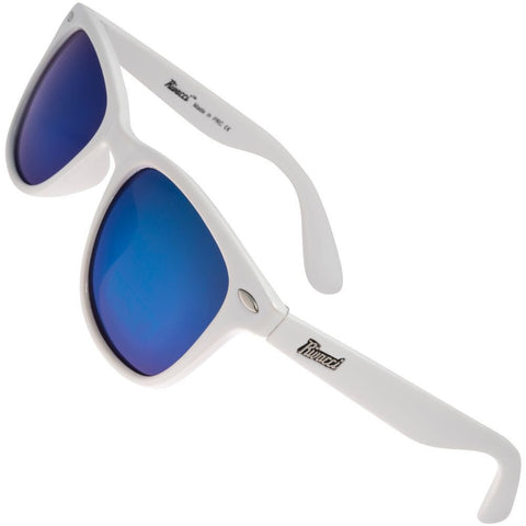 WAYFARER - WHITE / BLUE