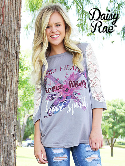 Kind Heart Fierce Mind Brave Spirit Baseball T-Shirt