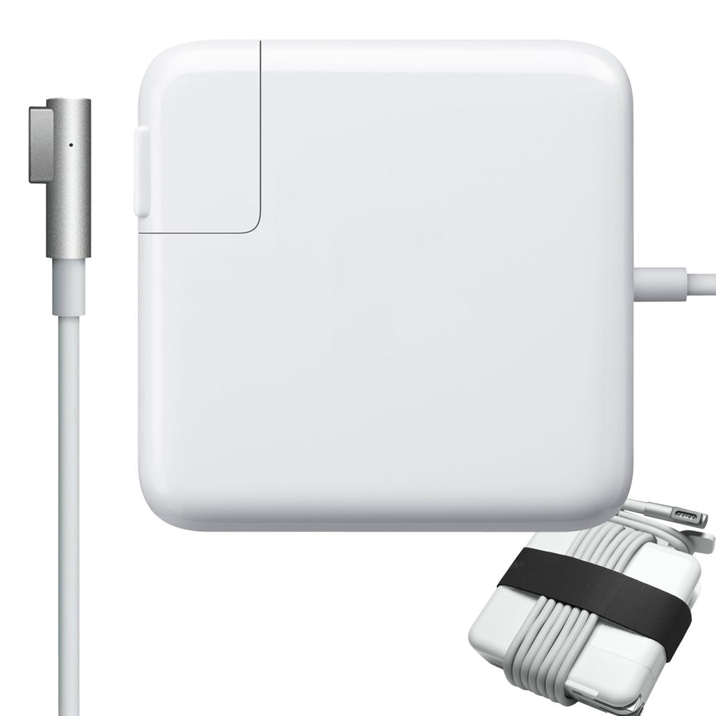 Can I use an 85W MagSafe power adapter to safely charge my MacBook Air?
