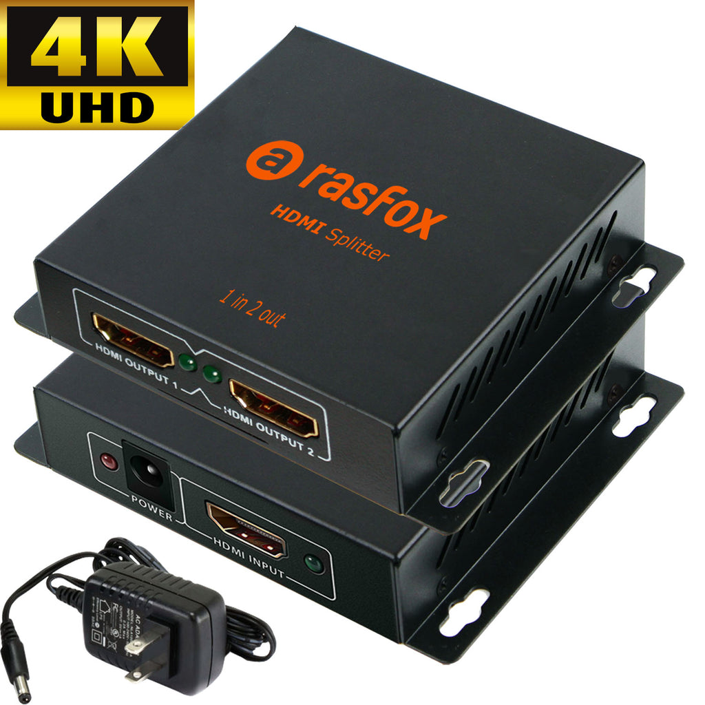 Frequently Asked Questions for HDMI Splitter 1x2 UH132