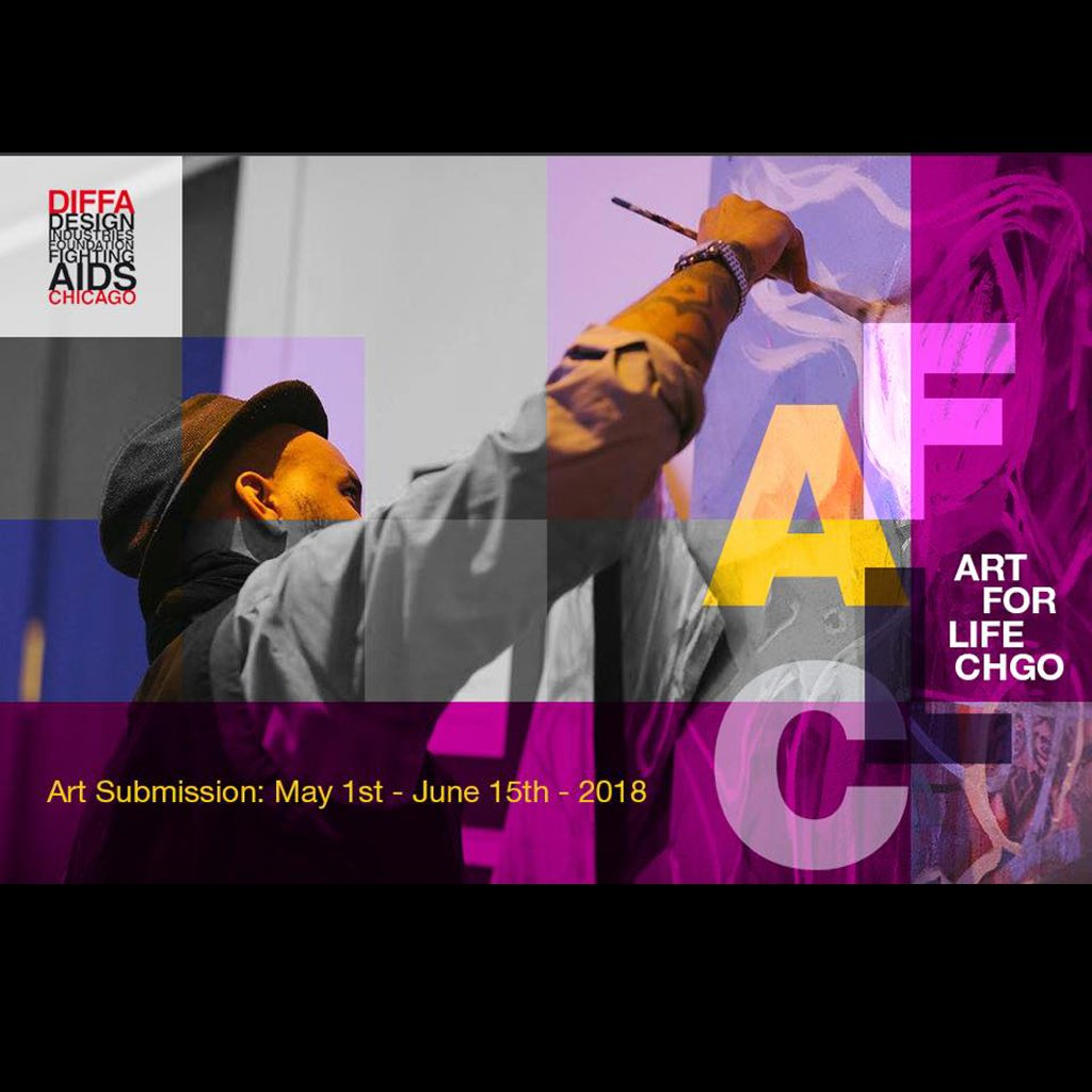 COMING SOON -ART FOR LIFE CHICAGO: 2018